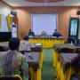 Evaluasi Total Kinerja Kesekretariatan, Sekretaris PTA. Palu Gelar Rapat    (17/09/2021)
